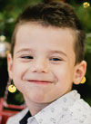 Марсель Петренко, 4 года, детский церебральный паралич, требуется лечение. 130200 руб.
