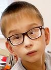 Матвей Осипов, 10 лет, детский церебральный паралич, требуется ортопедический аппарат. 88425 руб.