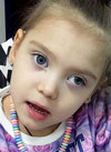 Соня Ковалева, 7 лет, детский церебральный паралич, требуется лечение. 199430 руб.