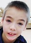 Тимур Симаков, 9 лет, детский церебральный паралич, требуется курсовое лечение. 131172 руб.